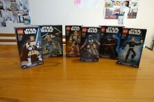 Star Wars Lego Buildable Figures Complete Wave 1