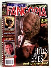 """""""FANGORIA"""" Magazine Issue #260 (Feb, 2007) THE HILLS HAVE EYES 2, THE HITCHER"""
