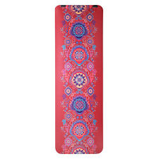 3mm Yoga Mat Pilates Fitness Exercise Physio Gym Camping Pad Non Slip Washable 1