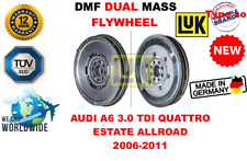 FOR AUDI A6 3.0 TDI QUATTRO ESTATE ALLROAD 2006-2011 NEW DUAL MASS DMF FLYWHEEL