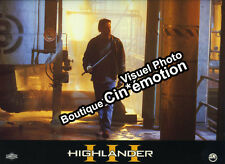 12 Photos Cinéma 23.5x30cm (1994) HIGHLANDER 3 /THE SORCERER Christopher Lambert