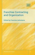 Franchise Contracting And Organization (Business Economics)-ExLibrary