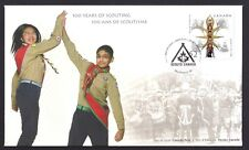 Canada  FDC  # 2225    100 YEARS SCOUTS CANADA    2007  52c   New & Unaddressed