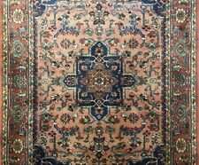 New listing Amazing American - 1930s Antique Karastan Rug - Floral Carpet - 4.3 x 6 ft.