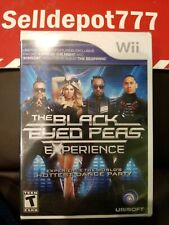 Black Eyed Peas Experience -- Limited Edition (Nintendo Wii, 2011) Brand New