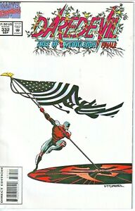 DAREDEVIL 332 Sept 94 Tree of Knowledge Pt 6 New Old Stock Never Read