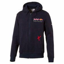 Men's $90 (XXL) Navy PUMA/ RED BULL RACING Zippered Hoodie/ Sweatshirt Jacket