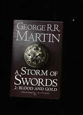 George R R Martin/A Song Of Ice And Fire  3 A Storm of Swords 2:Blood and Gold