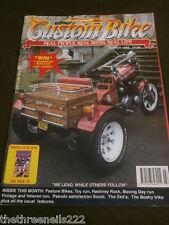 CUSTOM BIKE - VINTAGE & VETERAN RUN - MARCH 1994