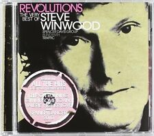 STEVE WINWOOD - REVOLUTIONS: THE VERY BEST OF CD ALBUM (2010)