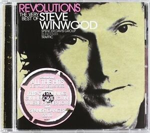 STEVE WINWOOD - REVOLUTIONS: THE VERY BEST OF CD ALBUM (2010)