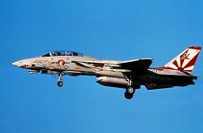 Duplicate colour slide F-14A Tomcat 161621/NL-200 spcl. of VF-111 US Navy