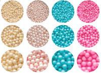 4 mm Edible Sugar Balls Pearls Cake Sprinkles