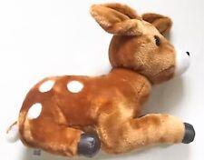 B.J. Toy Lifelike Deer Large Plush Stuffed Animal Fawn Brown White Spotted