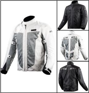 LS2 Predator Man Motorcycle Motorbike Waterproof Textile Touring  Jacket