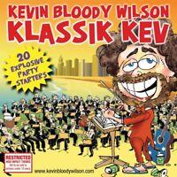 KEVIN BLOODY WILSON - KLASSIK KEV CD ~ AUSTRALIAN COMEDY *NEW*