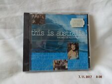 THIS IS AUSTRALIA THE BEST OF AUSTRALIAN MUSIC