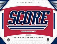 2018 Score Gold Parallel Football Cards Pick From List 251-440 Includes Rookies