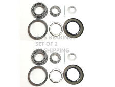 (2) BK3-300 Trailer Bearing Kits 25580 LM67048 Seal 2.250'' for 5200-6000# Axles