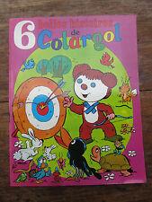 ANCIENNE BD COLARGOL 1978