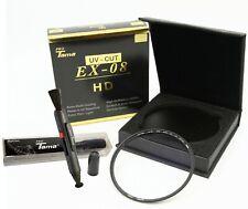 ProTama 58mm EX-08 Ultra Slim Frame HD Nano Multi-Coated MC L41 UV Cut Filter