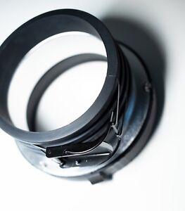 Profoto to Elinchrom Mount Speedring Adapter Converter fr Studio Strobe Flash