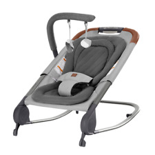 KOVA Born Free Baby Bouncer Baby Rocker Gray Brown