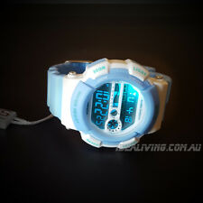 OTS Lovely digital sport watch for Kids Alam cool colour from Mel