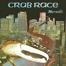 Morwells - Crab Race (2016)  180g Vinyl LP  NEW/SEALED  SPEEDYPOST