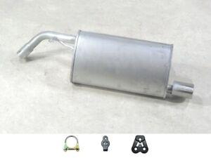 Endtopf NEU für Smart Forfour 454 1.5 Auspuff Anbauteile Endschalldämpfer