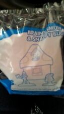 mcdonalds happy meal toy smurfs lost village choose your toy