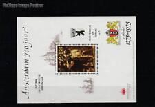 Herdenkingszegels (031) postfris MNH opdruk - Amsterdam 700 Jaar / Rembrandt