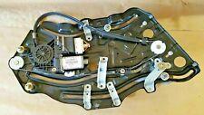 03-10 VW BEETLE CONVERTIBLE REAR LEFT DRIVER SIDE WINDOW REGULATOR W/MOTOR