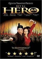 Hero - DVD - VERY GOOD