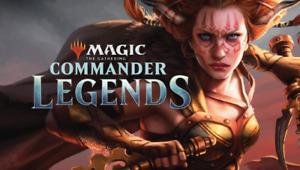 Commander Legends Collector's Singles - Mtg Magic Cards