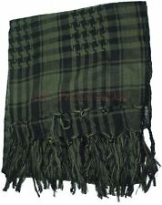 Mato & Hash Shemagh Military Tactical Keffiyeh Arab army green Cotton Head Wrap
