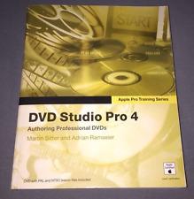 DVD Studio Pro 4  /  Pro Training Series