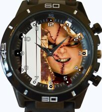 Chucky Devil Doll New Gt Series Sports Unisex Gift Wrist Watch