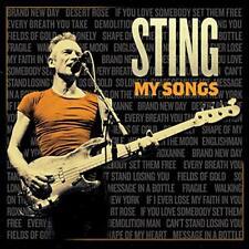 STING CD - MY SONGS [DELUXE EDITION/4 BONUS TRACKS](2019) - NEW UNOPENED