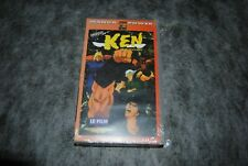 K7 Cassette Vidéo Vintage VHS PAL ken le survivant le film 1995 sous scello