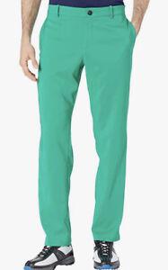 Nike Flex Golf Pants Green Sz 42x30 AJ5489-370 Dri-Fit Standard Fit Men's New