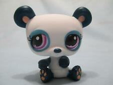 LITTLEST PET SHOP TEAL PANDA BEAR #1021 100% Authentic LPS