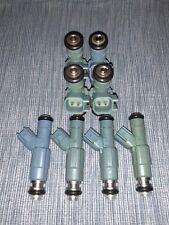99-01 Ford Mustang Cobra 4.6L Bosch 4Hole FlowMatched 8 Fuel Injectors Set