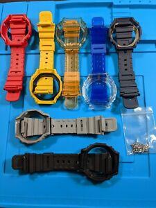 Genuine Casio G-Shock ga 2100 ga 2110 Watch Straps And Bezels