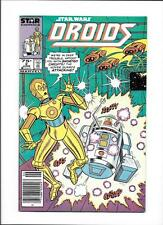 DROIDS #2 [1986 FN] R2-D2 SHORT-CIRCUITING COVER!