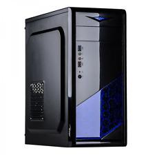 PC Computer Gehäuse Midi Tower ATX AK916BK micro ATX  1xUSB 3.0 ohne Netzteil
