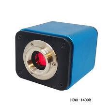 HDMI-1400R C-mount HDMI+USB CMOS Camera