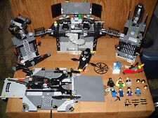 Lego Batman 7783 Batcave Penguin & Mr Freeze's Invasion 100% Complete