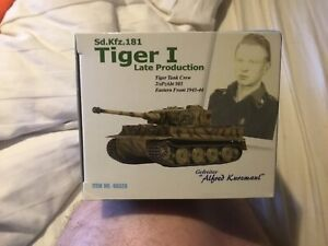 Dragon Armor 1:72 DX07 Alfred Kurzmaul Tiger Tank 60320 Dragon Expo 2007