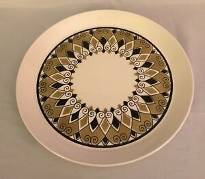 "Ben Seibel MIKASA DUPLEX HACIENDA 12.25"" Serving Platter/Plate"